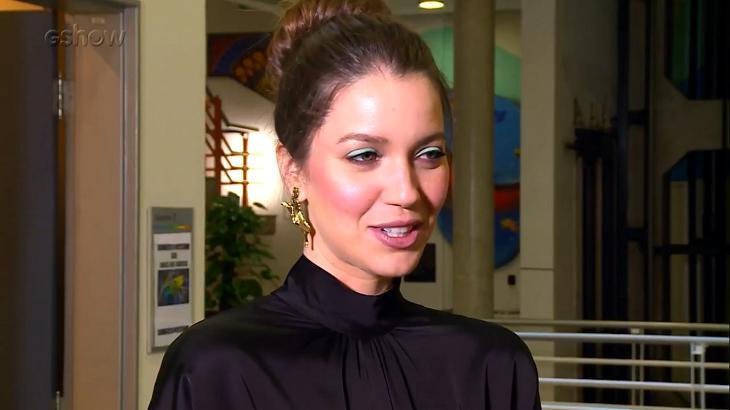 Nathalia Dill conta quando pretende se casar e o que admira em Fabiana: