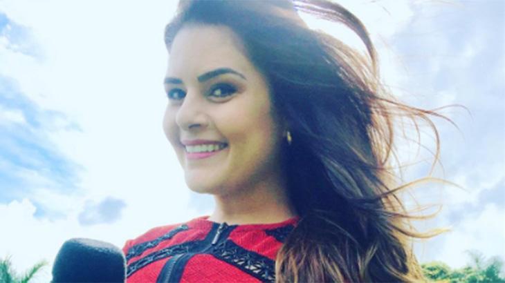 Nathália Mendonça comandará o bloco de notícias na Record Goiás