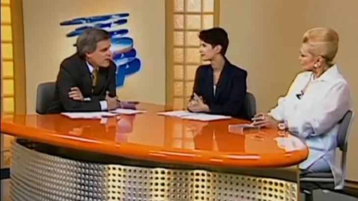 Chico Pinheiro e Mariana Godoy no