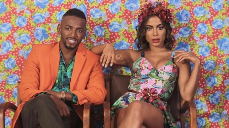 Nego do Borel e Anitta são amigos e já gravaram juntos a música
