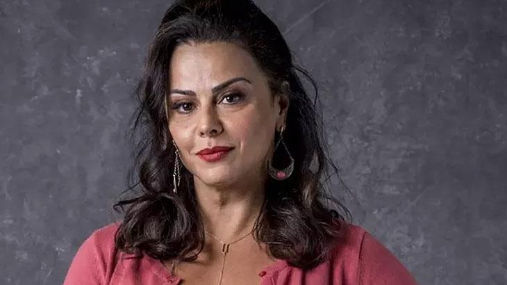 Viviane Araújo fez a Neide em