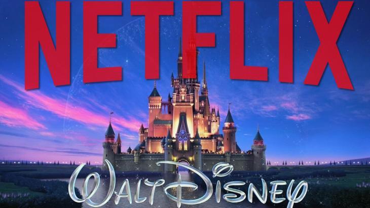 Para evitar desfalques no catálogo, Netflix tenta convencer Disney a manter