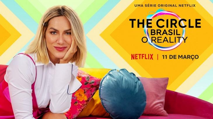Giovanna Ewbank apresenta o The Circle Brasil - Foto: Divulgação/Netflix