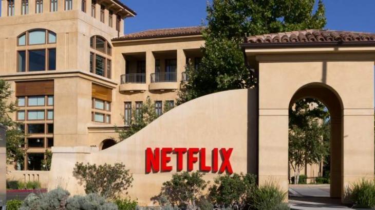 Sede da Netflix em Los Gatos, California