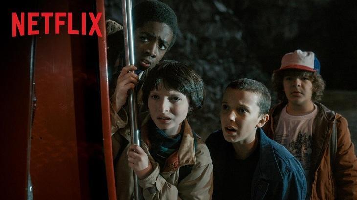 Stranger Things é um dos sucessos da Netflix - Foto: Reprodução/YouTube
