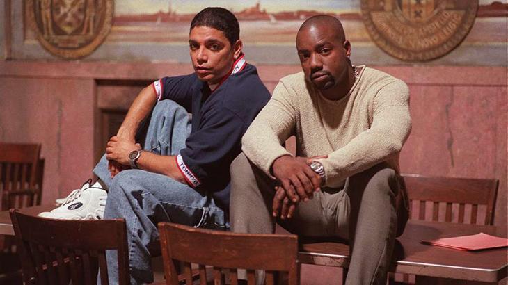 Os protagonistas da série nos anos 1990 - Divulgação