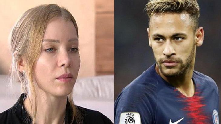 Neymar foi acusado de estupro por Najila Trindade - Foto: Divulgação/PSG