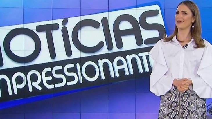 Notícias Impressionantes: Aposta de Silvio Santos bate a Record no sábado e domingo
