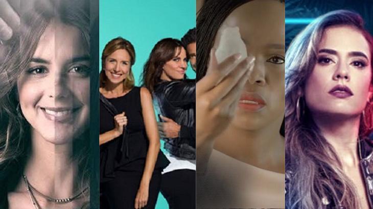 Novelas indicadas ao Emmy Internacional - Foto: Montagem