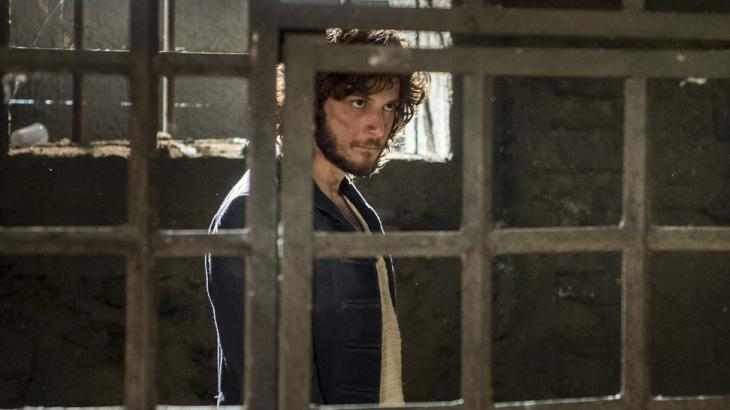 Joaquim preso em Novo Mundo - Divulgação/TV Globo