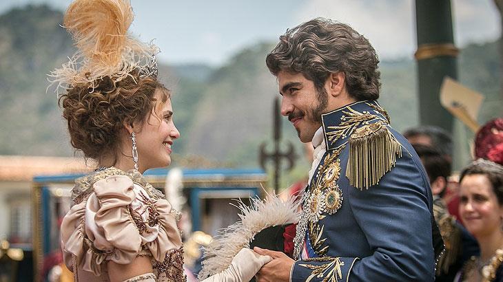 Novo Mundo: O que é real e o que é inventado na novela da Globo