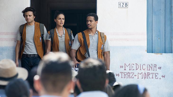 Netflix divulga imagens de sua primeira série de suspense sobrenatural brasileiro