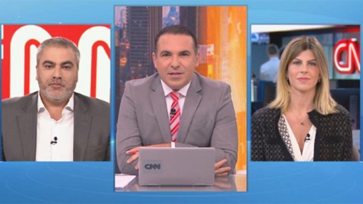 Substituta de Gabriela Prioli na CNN Brasil é afastada um dia após estreia com febre