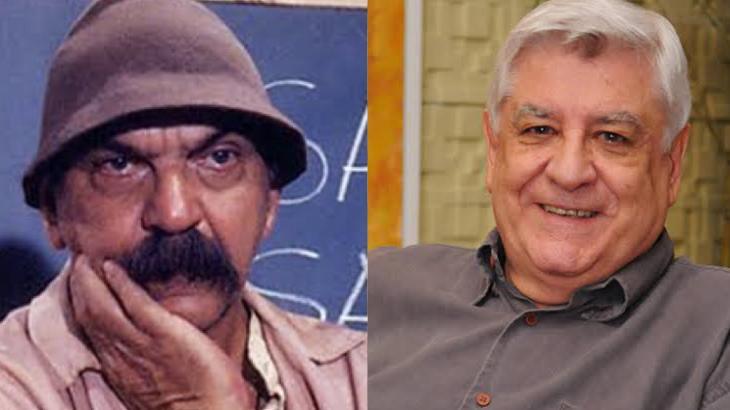 Lima Duarte em O Salvador da Pátria e Lauro César Muniz