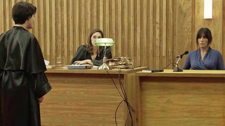 Duda resolve falar no julgamento, conta sua história e Adriana se antecipa: