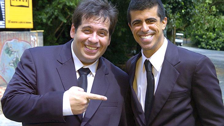 Jorginho e Pedrão estão de volta no Canal Viva