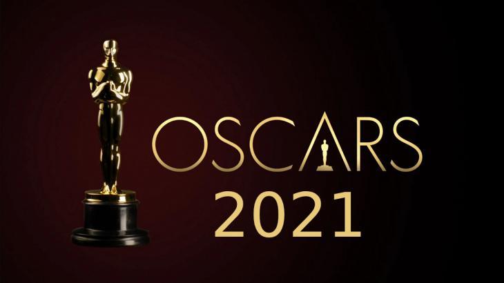 Logo do Oscar 2021