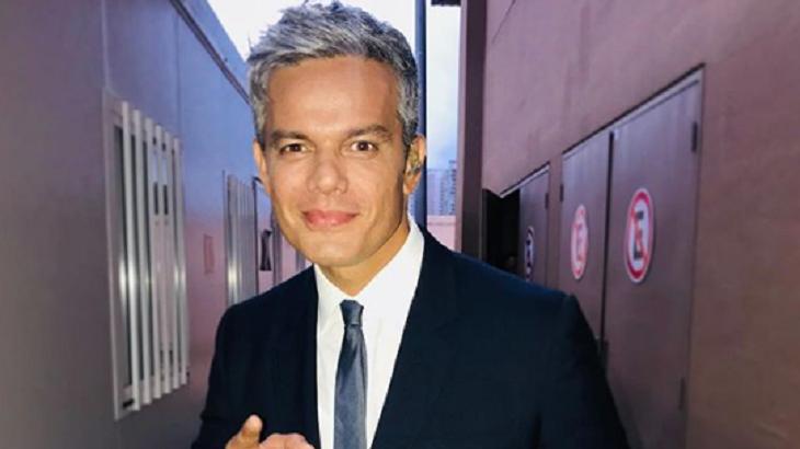 Otaviano Costa convidado para apresentar reality - Foto: Reprodução/Instagram