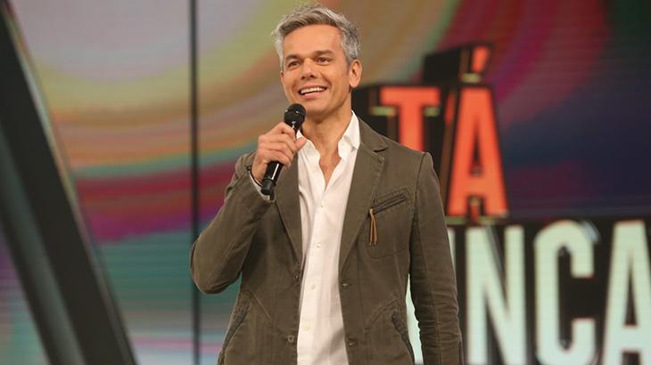 Otaviano Costa comandou seu primeiro programa solo na Globo no início do ano - Divulgação/TV Globo