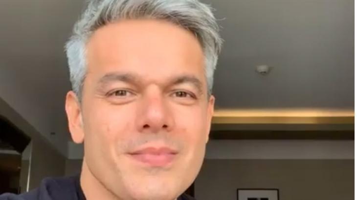 Otaviano Costa também descartou levar a família para morar em SP - Reprodução/Instagram