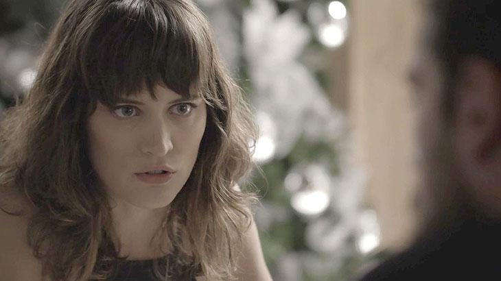 Clara quer descobrir se Samuel tem vida dupla