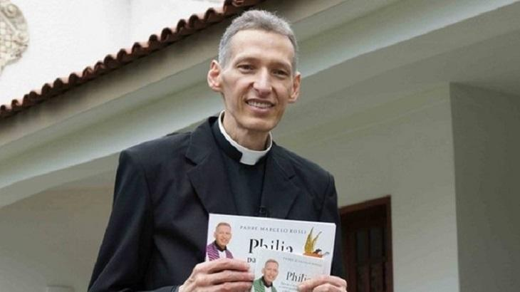 Padre Marcelo Rossi vai trabalhar numa nova rádio - Foto: Reprodução/Internet