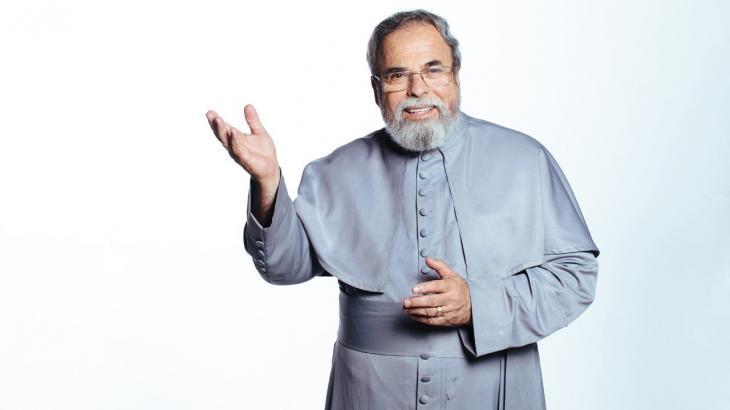 Padre Antonio Maria comanda novo programa na TV Aparecida - Divulgação
