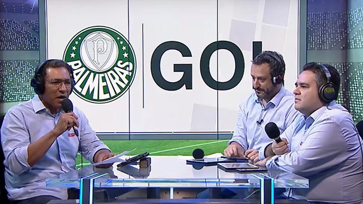 Transmissão de Palmeiras x Atlético turbina audiência da ESPN, que bate recorde na web