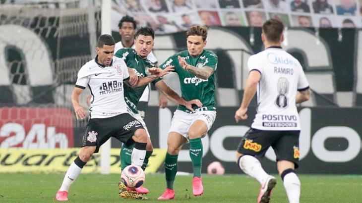 Palmeiras x Corinthians ao vivo: Saiba como assistir na TV e online pelo Brasileirão