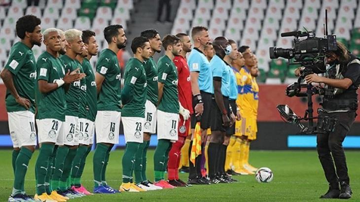 Jogadores de Palmeiras e Tigres