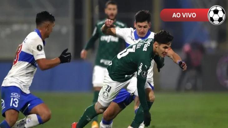 Palmeiras x Universidad Católica