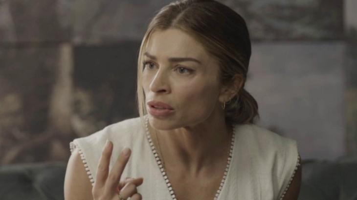 Paloma descobre que o ex não morreu em Bom Sucesso - Reprodução/TV Globo
