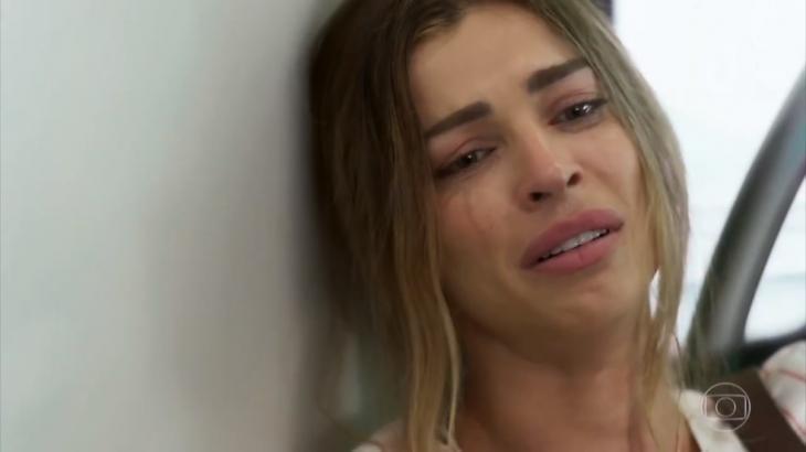Paloma fará de tudo para salvar a vida da filha em Bom Sucesso - Reprodução/TV Globo