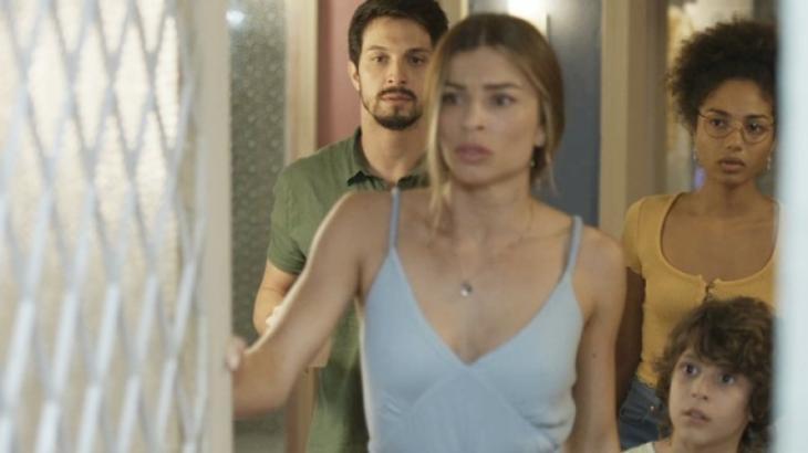 Paloma será pega de surpresa com a volta do ex em Bom Sucesso - Reprodução/TV Globo