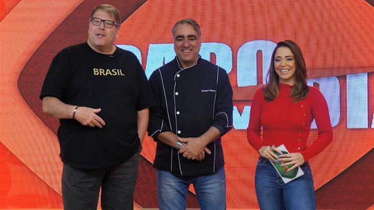Rede Brasil lança reality culinário com a participação do público