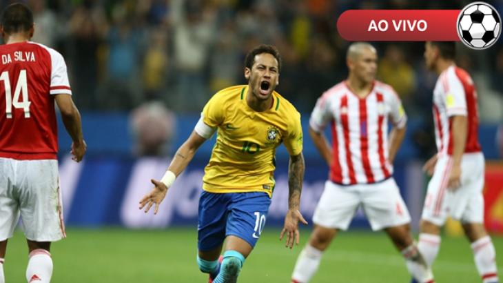 Paraguai x Brasil