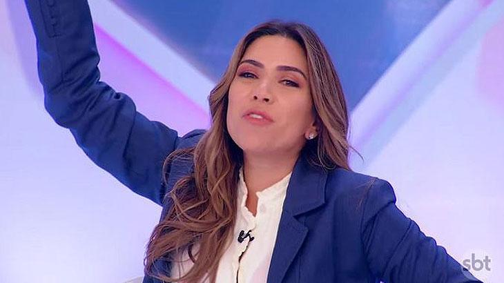 Patrícia Abravanel entra na guerra de sábado e herda programa de Silvio Santos