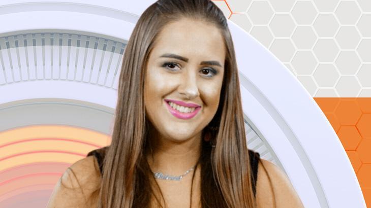"""""""BBB18"""": Patrícia fala sobre suposto relacionamento com Kaysar"""