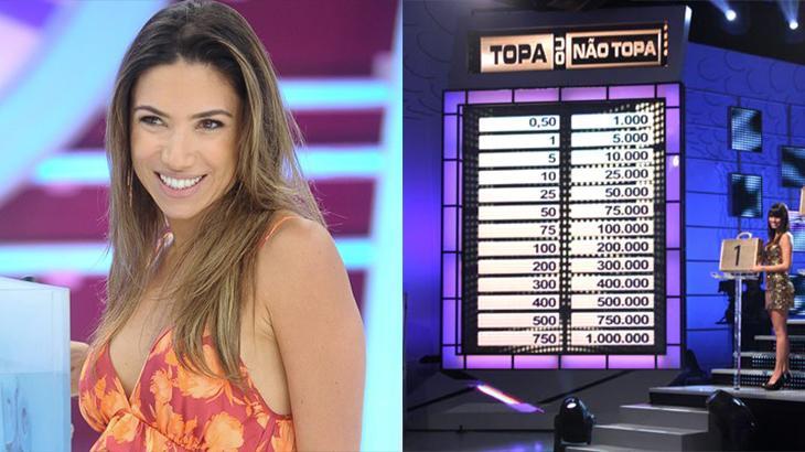 """SBT define nova data de estreia do \""""Topa ou Não Topa\"""" com Patrícia Abravanel"""