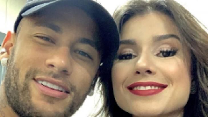 Paula Fernandes e Neymar em Portugal - Foto: Reprodução/Instagram