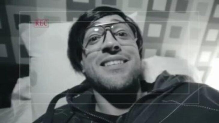Paulo Gustavo em vídeo postado no Instagram por Tatá Werneck