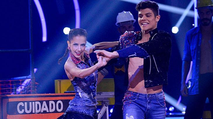 """Bailarino campeão está fora da quarta temporada do \""""Dancing Brasil\"""""""