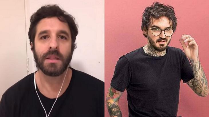 """Rafinha Bastos desabafa sobre acusação contra PC Siqueira: """"Queria vomitar"""""""