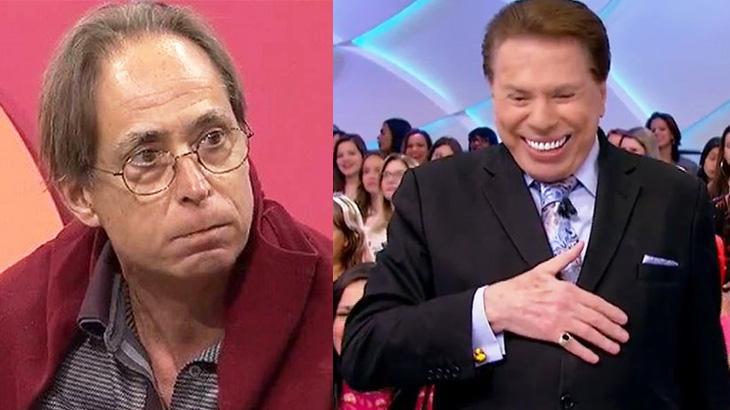 Ataque de Pedro Cardoso a Silvio Santos teve apoio de Gorete Milagres e artistas da Globo