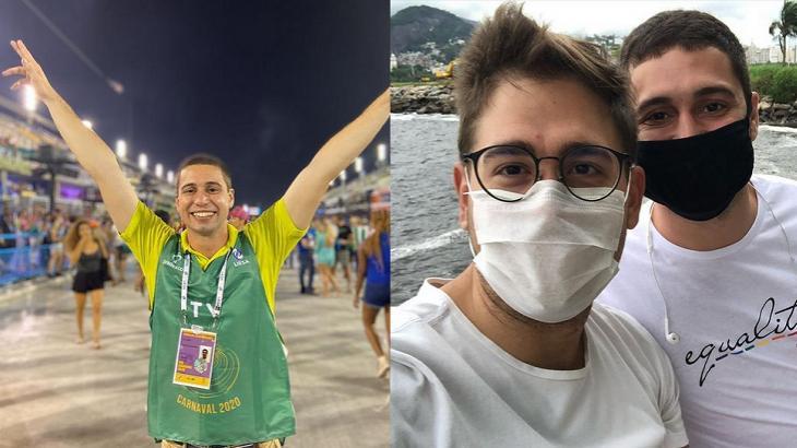 Por trás das câmeras do repórter Pedro Figueiredo, o rei dos memes da Globo