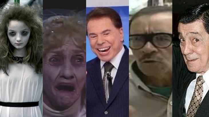 As pegadinhas do Silvio Santos conquistaram o Brasil - Foto: Montagem