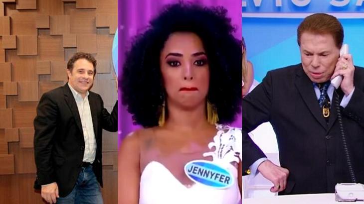 Fernando Pelégio falou sobre polêmica envolvendo Silvio Santos - Foto: Montagem