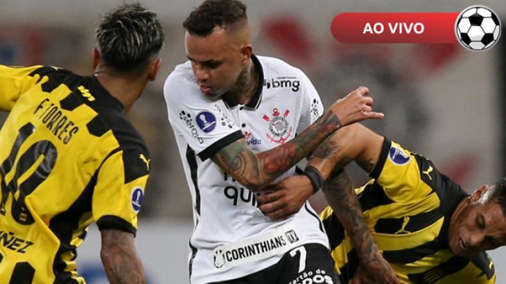 Peñarol x Corinthians