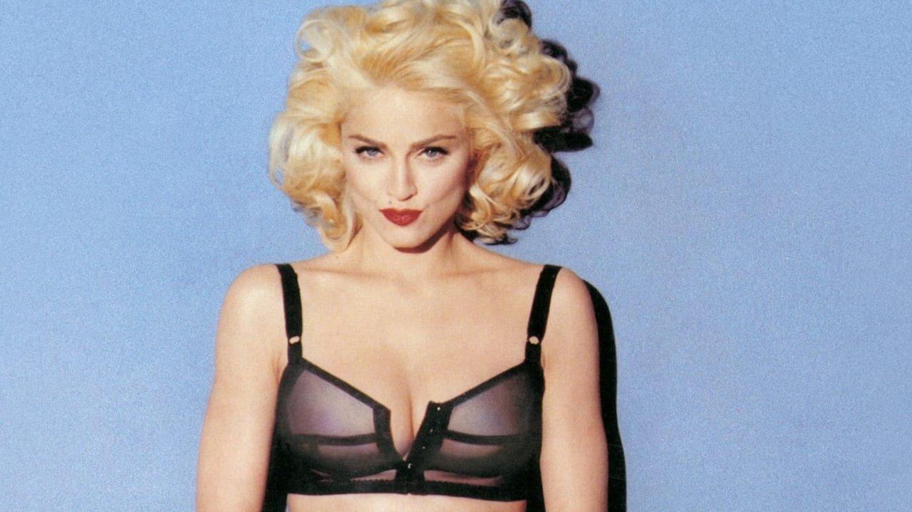"""""""Tudo o que você está prestes a ver e a ler é uma fantasia, um sonho, faz-de-conta"""". A citação faz parte de qual trabalho da Madonna?"""