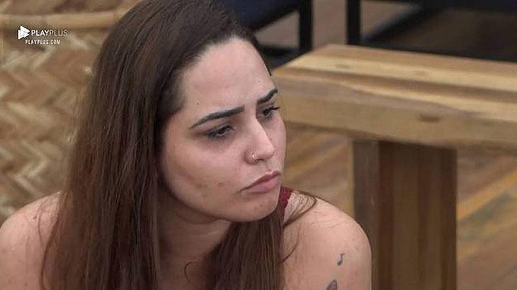 Perlla fala sobre tiroteio no Rio de Janeiro